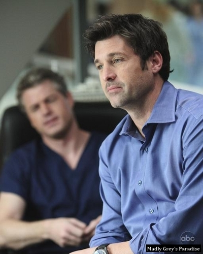 Grey's Anatomy - Episode 6.13 - State of upendo and Trust - Promotional picha