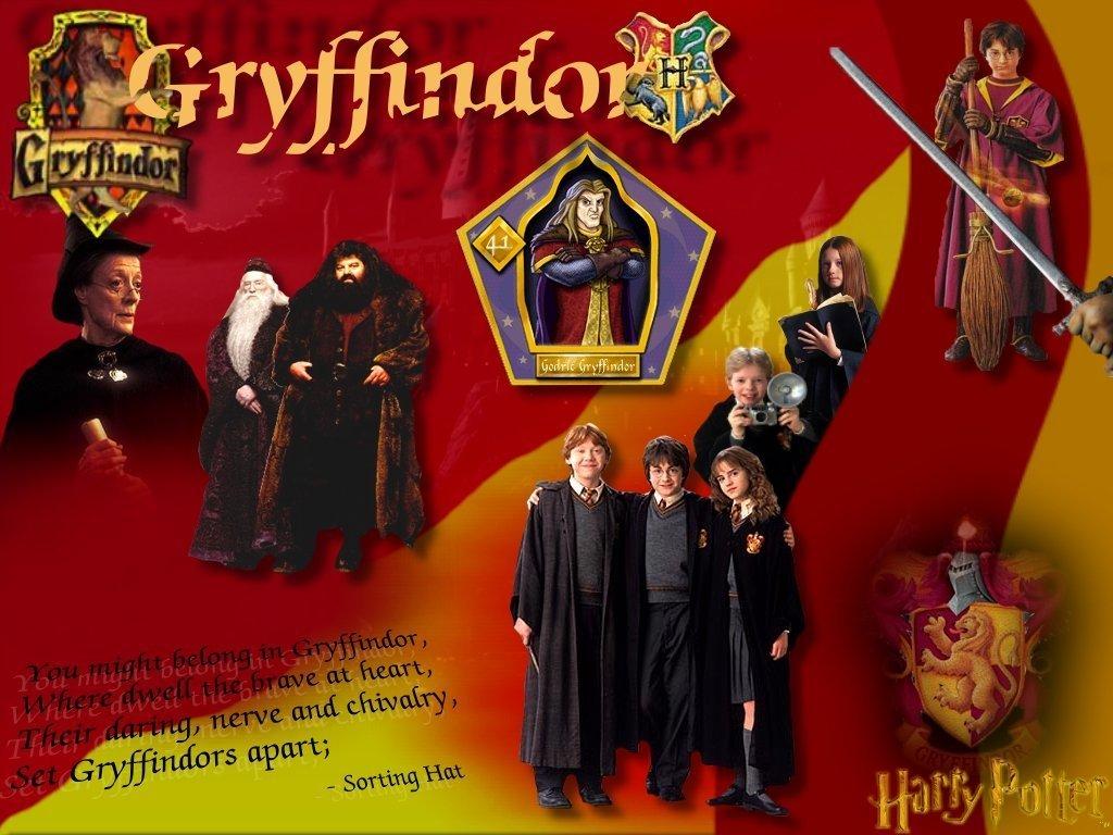 Gryffindor wolpeyper