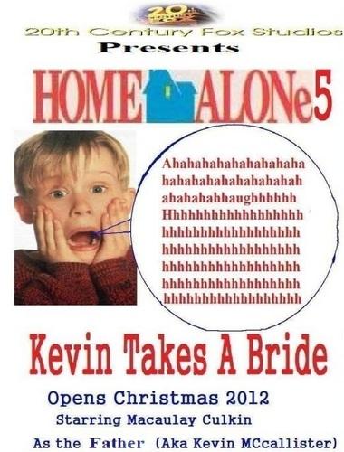 HOME ALONe 5 1