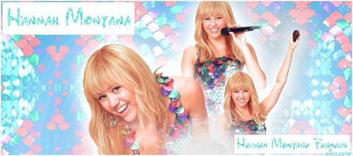 Hannah Montana Fannahs