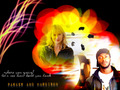 Hardison & Parker - leverage wallpaper