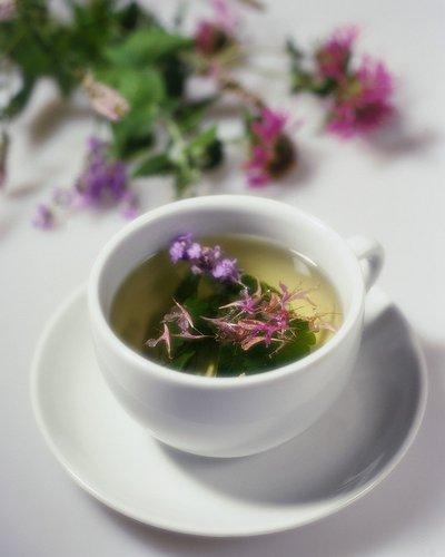 Herbal чай