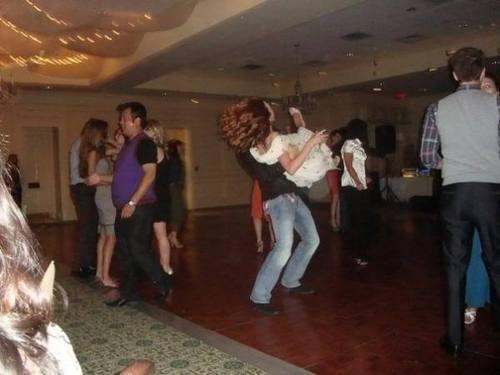 Hilarie & Chad OTH মোড়ানো party