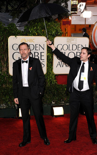 Hugh Laurie - 67th Annual Golden Globe Awards
