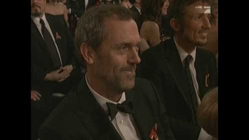 Hugh Laurie @ Golden Globes 2010