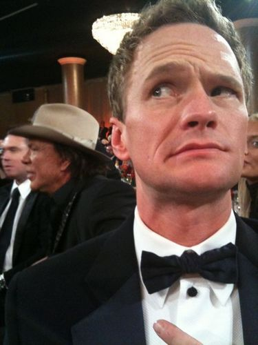 In the Golden Globes