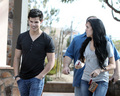 Is Taylor Lautner dating Sara Hicks? - twilight-series photo