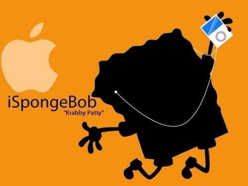 Ispongebob (Of the Ipod)