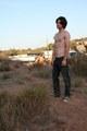 Jackson Rathbone (Jasper Hale) shirtless