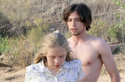 Jackson Rathbone & Ashley Greene Hintergrund entitled Jackson Rathbone (Jasper Hale) shirtless