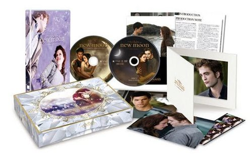 Japanese Limited Edition New Moon DVD Box Set