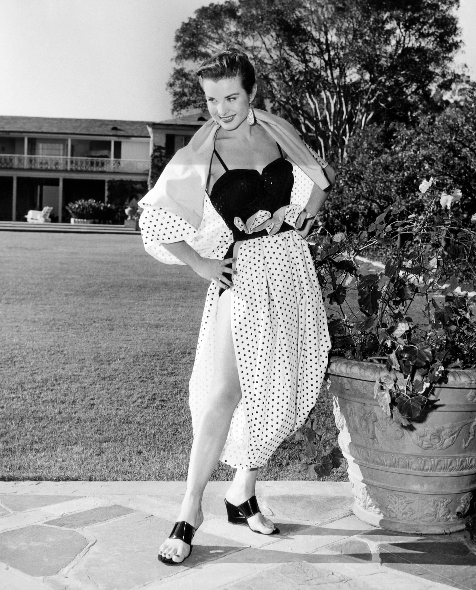 Classic Movies Jean Peters