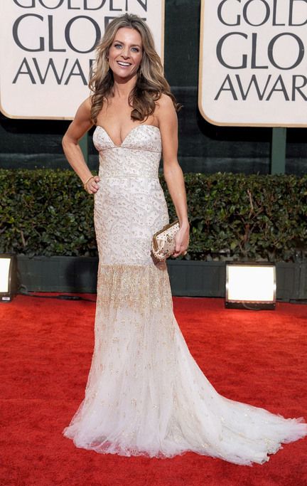 Jessalyn Gilsig @ 67th Golden Globes - Glee 432x683