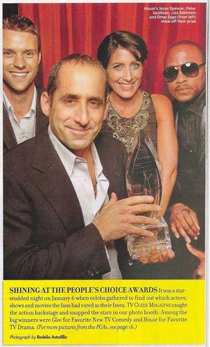 Jesse @ TV Guide - January 2010