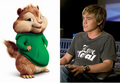 Jesse and Theodore - alvin-and-the-chipmunks-2 photo