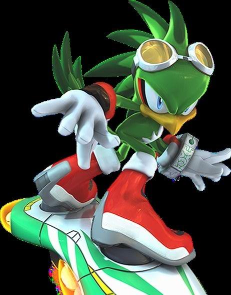 Jet the Hawk - Sonic the Hedgehog - 133.7KB