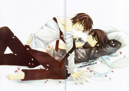 Yaoi images Junjou Romantica HD wallpaper and background photos