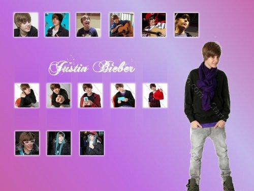 Justin fond d'écran