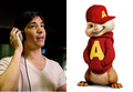 Justin and Alvin - alvin-and-the-chipmunks-2 photo
