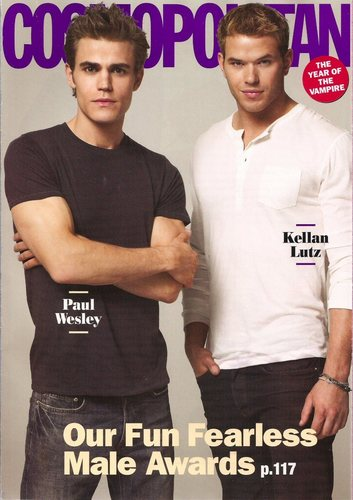 Kellan and Paul