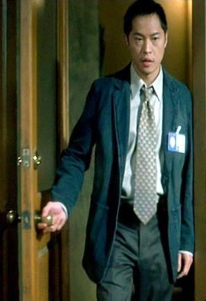 Ken Leung as Detective Sing