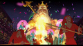 King Triton cameo