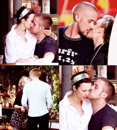 Kiss On the Cheek<3