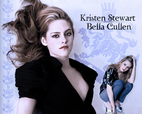 Kristen Stewart|Bella Cullen