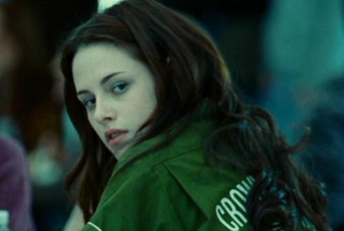 বেলা সোয়ান দেওয়ালপত্র called Kristen as Bella in Twilight x