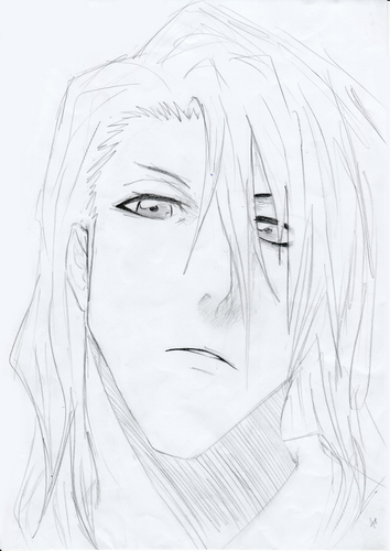 Kuchiki Byakuya 6th Division Captain