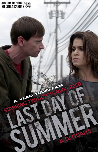 Nikki Reed wallpaper entitled Last Day Of Summer Poster