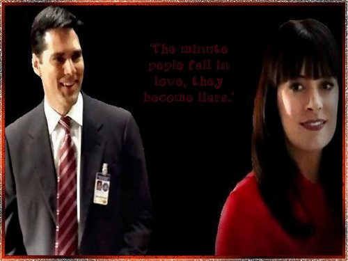 SSA Aaron Hotchner wallpaper called Liars