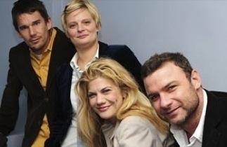 Liev at 2008 film Festival with फ्रेंड्स