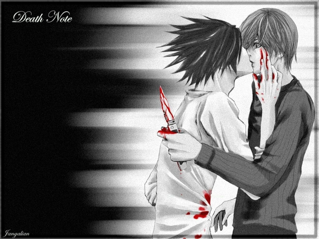 Death Note Images LightXL HD Wallpaper And Background Photos