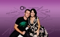 Lisa Edelstein and Jesse Spencer wallpaper