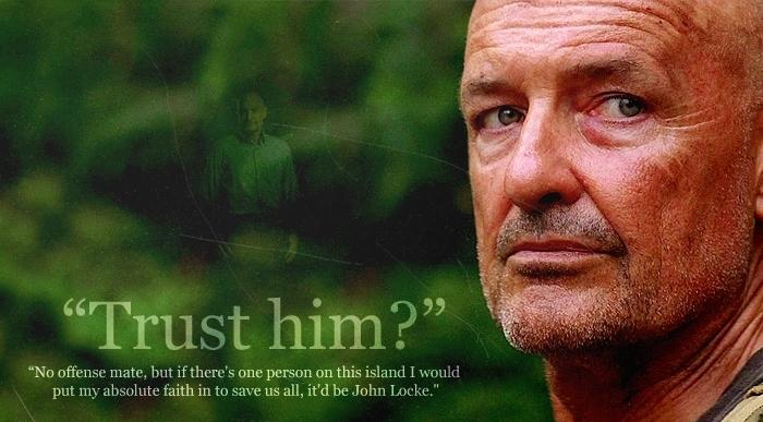 John Locke Lost