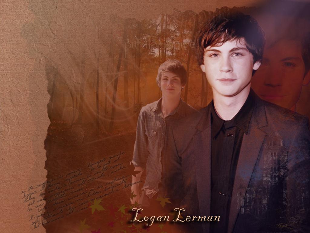 Logan Lerman - logan-lerman wallpaper