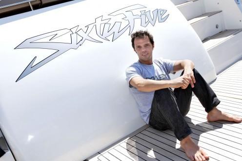 Loris Capirossi Yacht Photoshoot (Ph.Alessandro Ottaviani)