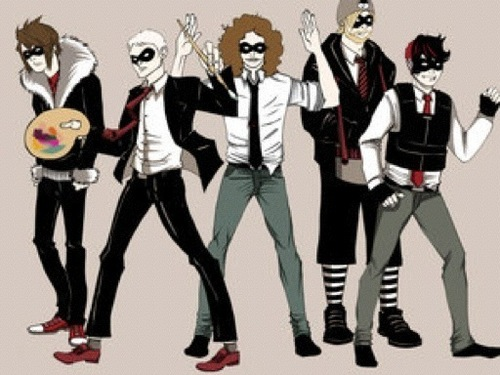 MCR Umbrella Academy