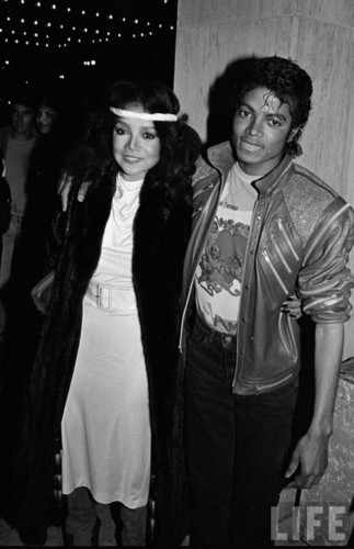 MJ and LaToya