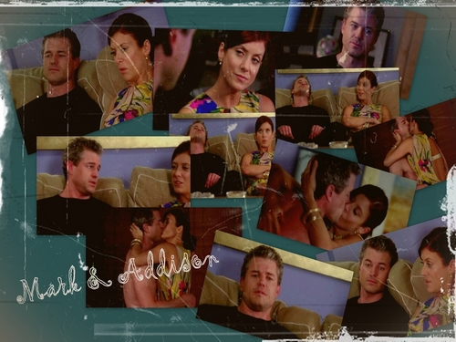 Mark & Addison - Collage