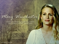 Mary Winchester <3