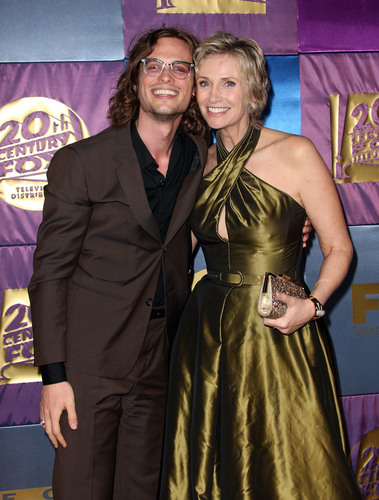 Matthew Gray Gubler @ 2010 Golden Globes, 17 January 2010