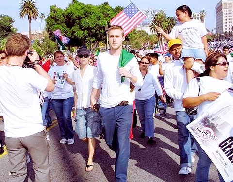McGosling Marching In 2006