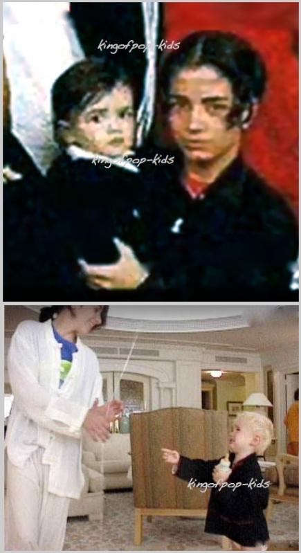 Michael's 아기 ;)