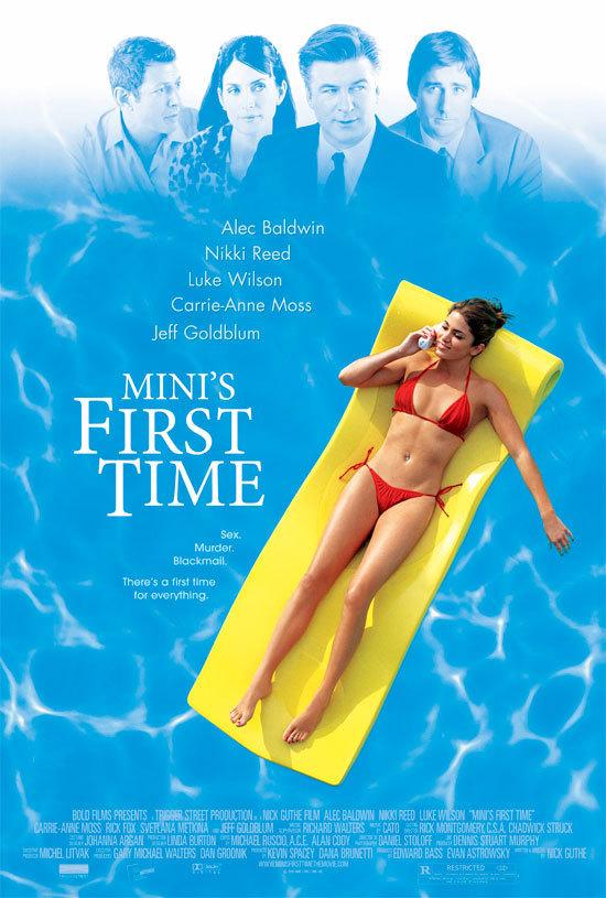 Nikki reed minis first time