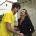 Mom kisses goodbye - ricky-rubio photo