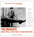 Movie poster The Graduate starring Ricky Rubio
