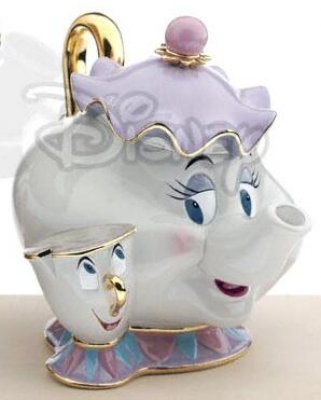 Mrs Potts,Collectable