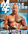 Muscle and Fitness Cover - dwayne-the-rock-johnson photo
